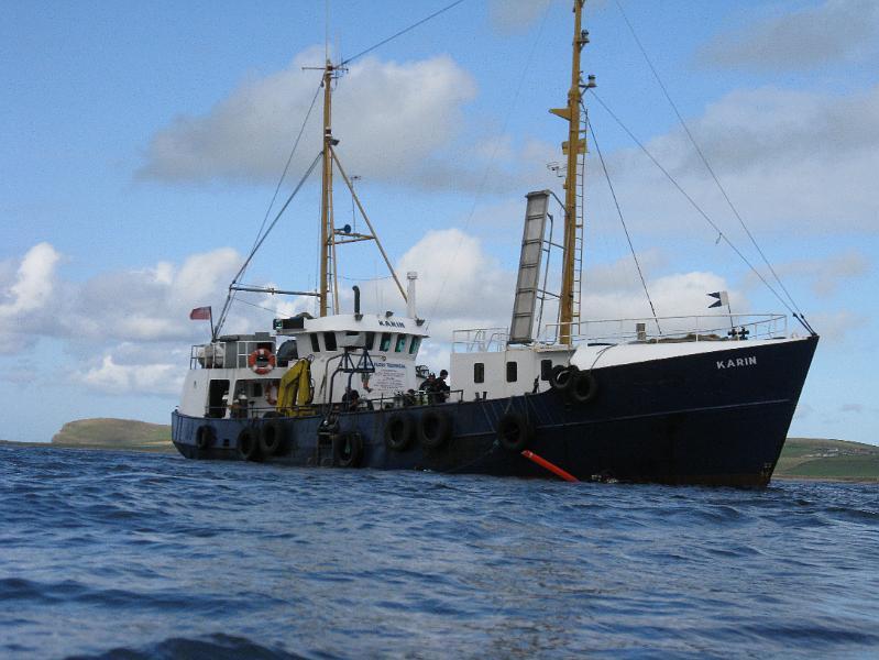 Duikreis Scapa Flow 2013